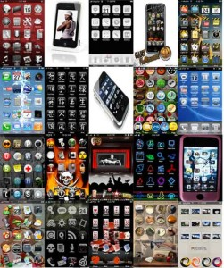 theme amora iphone